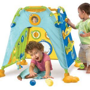 speelkleed yookidoo discovery playhouse