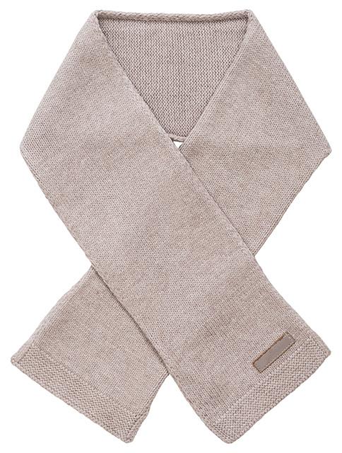 Sjaal Jollein Natural Knit & Felt