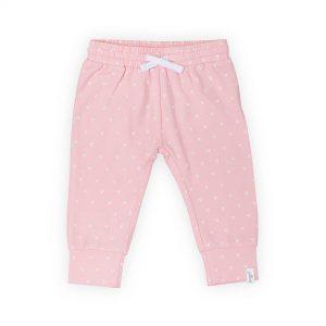 jollein hearts broekje soft pink