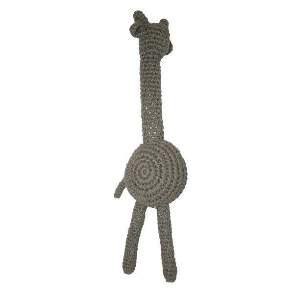 fair and cute giraf dark grey