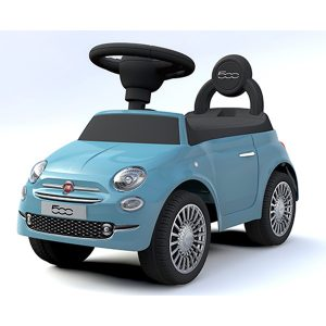 Loopauto Fiat blauw
