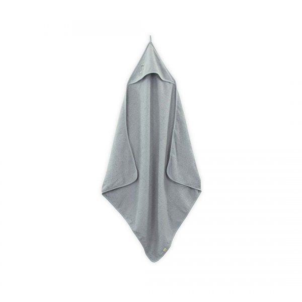 badcape 80x80 grijs