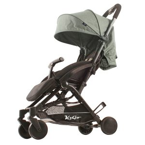 Buggy K2 go plus groen