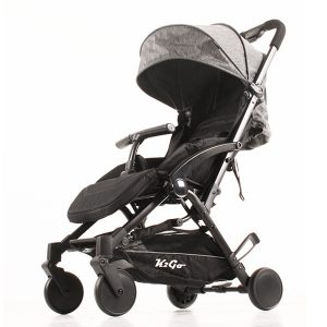 Buggy K2 go plus grijs
