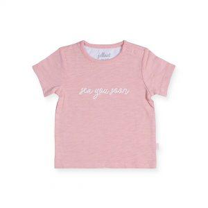 T-shirt Octopus pink