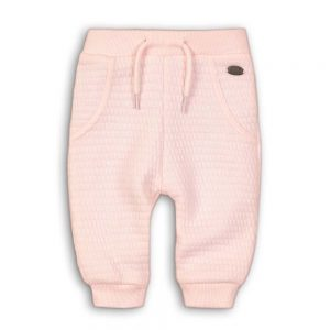 Dirkje joggingbroek meisjes licht roze