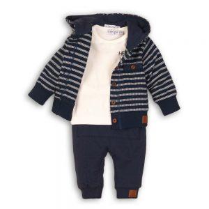 Dirkje driedelige set vest, broek en shirt