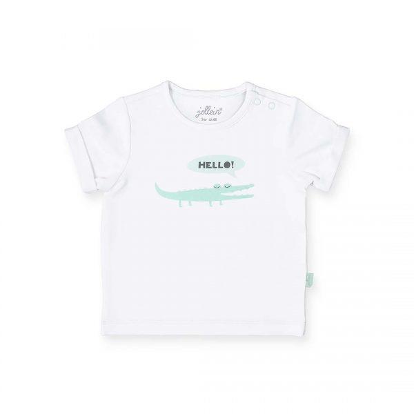 T-shirt happy croco