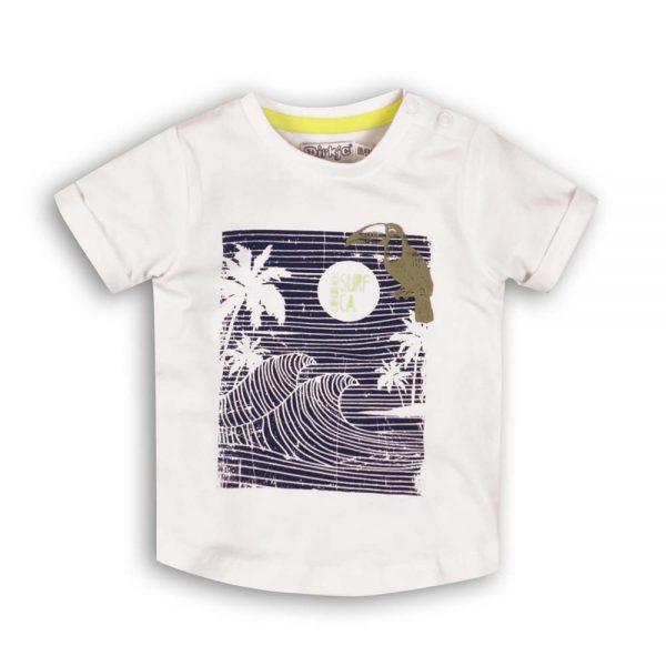 Dirkje T-shirt summer - white