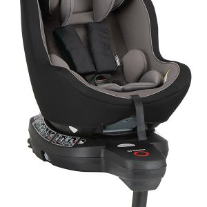 Autostoel bébécar grijs