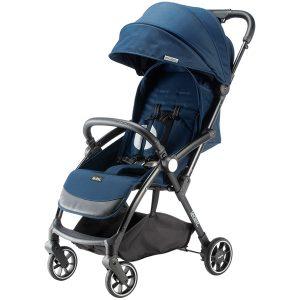 Leclerc buggy blauw