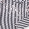 Dirkje shirt lange mouwen gestreept