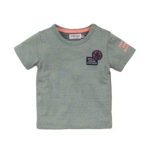 Dirkje t-shirt groen