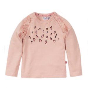 Dirkje shirt E-LOVE - roze