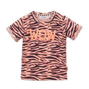 Dirkje t-shirt E-WOW - roze